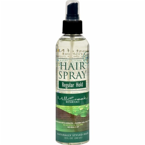 Mill Creek Hair Spray Regular Hold - 8 fl oz Perspective: front