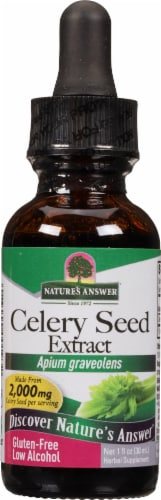 Nature's Answer  Celery Seed Perspective: front