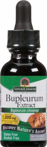 Nature's Answer Bupleurum Extract 1000mg Perspective: front