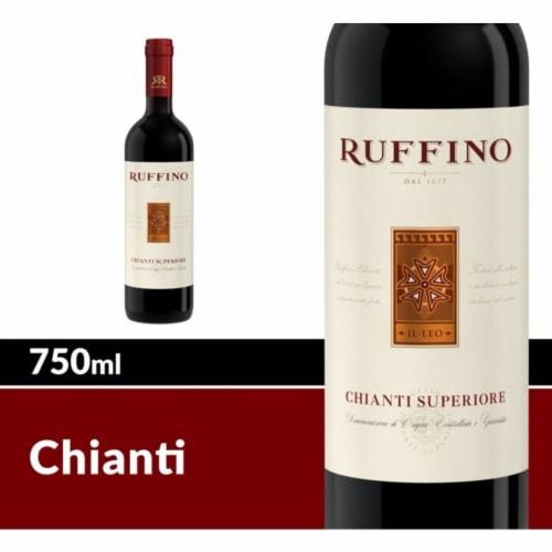 Ruffino Chianti Superiore Red Wine Perspective: front