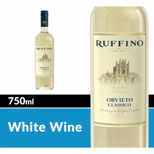 Ruffino Orvieto Classico White Wine Perspective: front