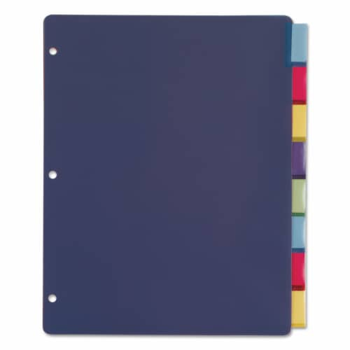 Cardinal  Tab Divider 84019 Perspective: front