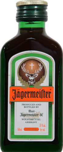 Jagermeister Cordial Perspective: front