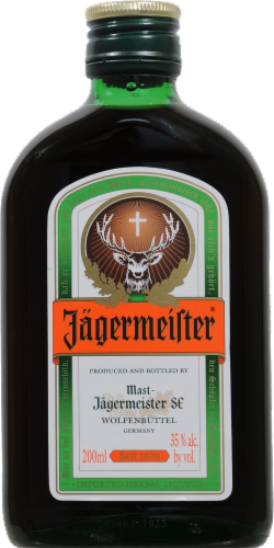 Jagermeister Perspective: front