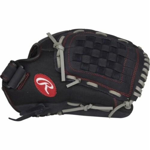 Rawlings R125BGS-6/0 Rawlings Renegade Series 12.5 in Baseball Glove RH Perspective: front