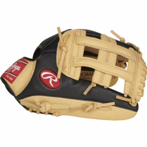 Rawlings P120CBH-6/0 Rawlings 12 inch Prodigy Youth RH Outfield Glove Perspective: front