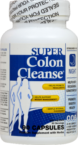 Health Plus Super Colan Cleanse Perspective: front