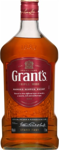 William Grant's Blended Scotch Whisky Perspective: front