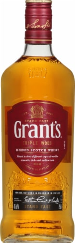 Grant's Family Reserve Blended Scotch Whisky Perspective: front