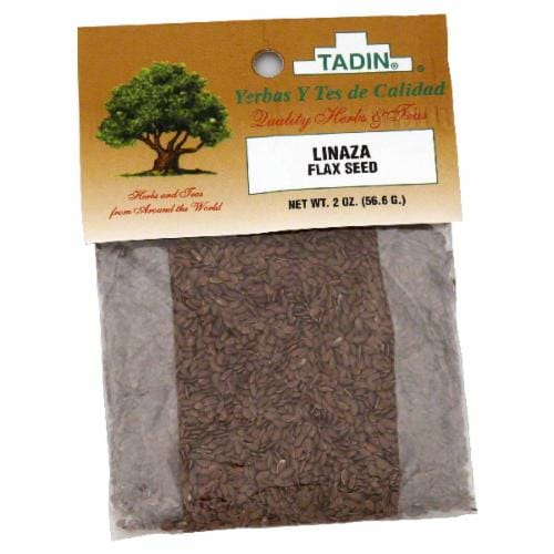 Tadn Linaza Flax Seed Perspective: front