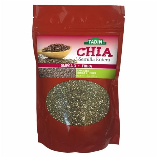 Tadin Chia Seed Perspective: front