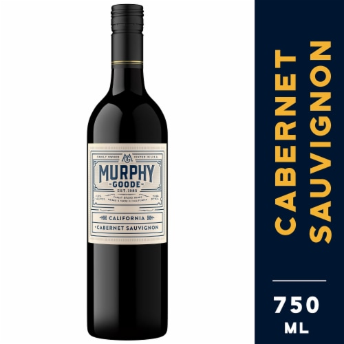 Murphy-Goode California Cabernet Sauvignon Red Wine Perspective: front