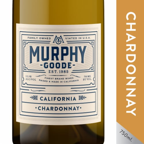Murphy-Goode Chardonnay White Wine Perspective: front