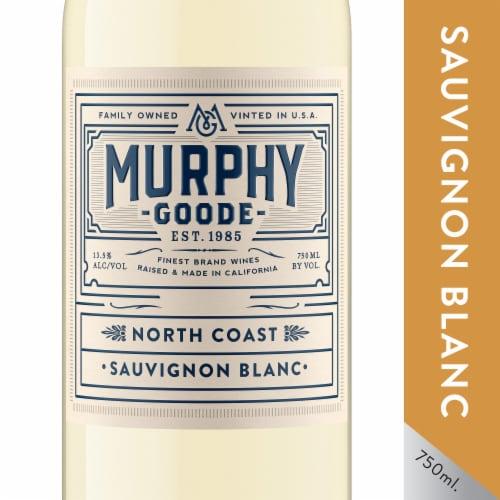 Murphy-Goode North Coast Sauvignon Blanc White Wine Perspective: front