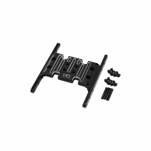 Hot Racing HRAEDR13301 Aluminum Skid Plate for Associated Enduro Perspective: front