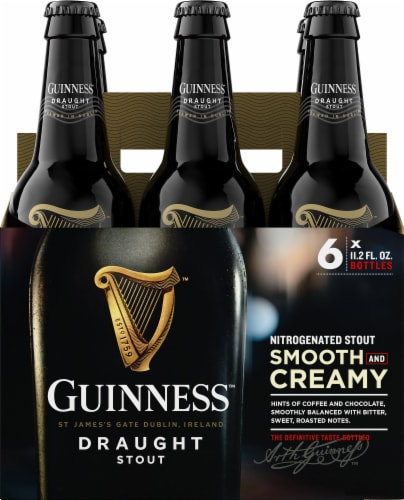 Guinness Draught Stout Perspective: front