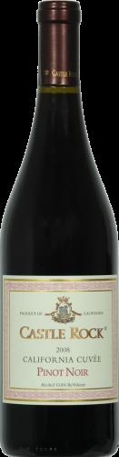 Castle Rock California Cuvee Pinot Noir Perspective: front