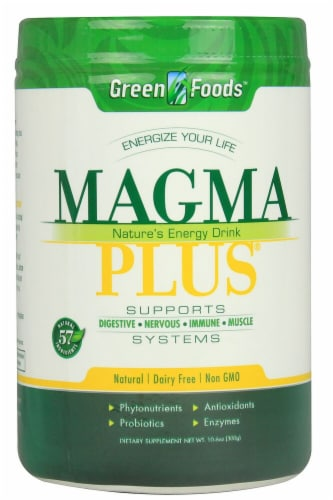 Green Foods Magma Plus® Powder Perspective: front