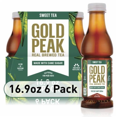 Gold Peak Sweetened Black Tea Perspective: front