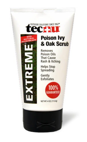 Tecnu Extreme Poison Ivy Scrub Perspective: front