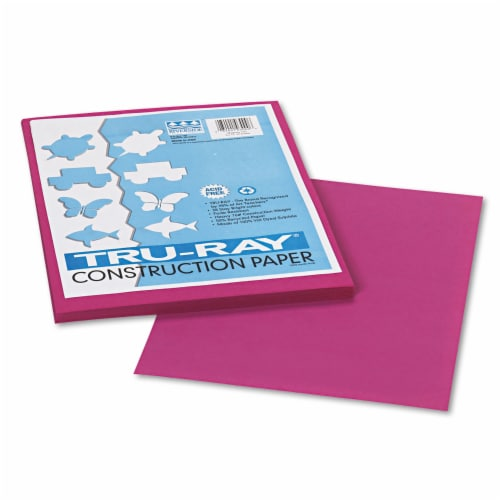 Tru-Ray  Construction Paper 103000 Perspective: front