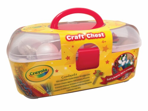 Crayola™ Craft Chest Perspective: front