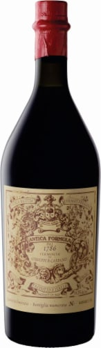 Guiseppe B. Carpano Antica Formula Vermouth Perspective: front