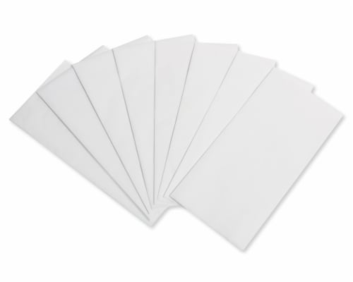 American Greetings White Tissue Paper Perspective: front