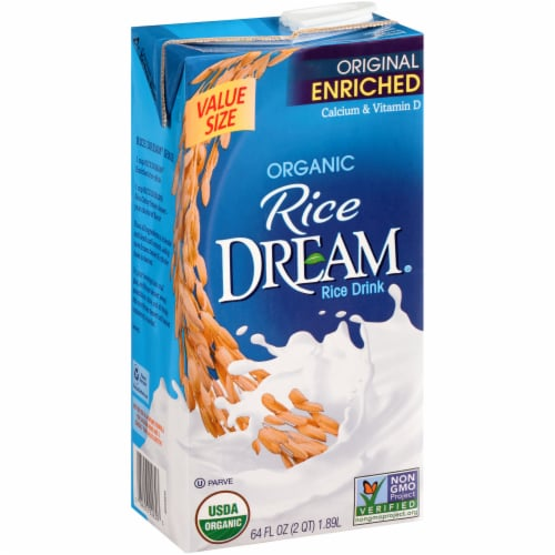 Rice Dream Original Rice Drink Perspective: front