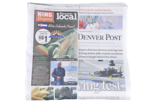 Denver Post Perspective: front