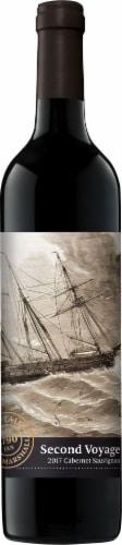 Second Voyage Cabernet Sauvignon Perspective: front