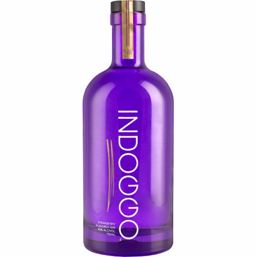 INDOGGO Strawberry Flavored Gin Perspective: front