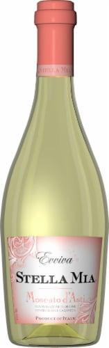 Evviva Stella Mia Moscato D'asti Wine Perspective: front