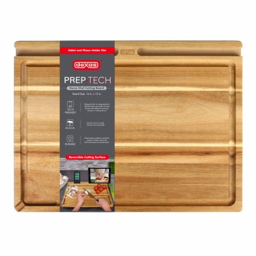 Dexas PrepTech Cutting Board Perspective: front