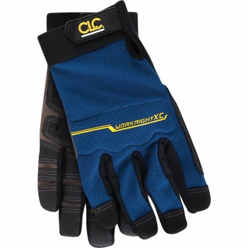 CLC® Workright XC Men's Flex Grip High Performance Gloves Perspective: front