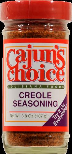 Cajun's Choice Creole Seasoning Perspective: front