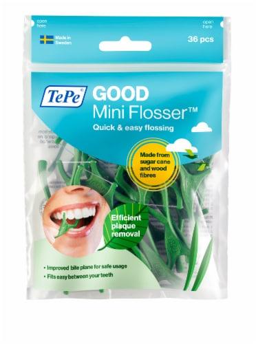 TePe GOOD Mini Flosser™ Perspective: front