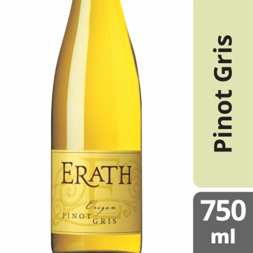 Erath Pinot Gris 750 mL Perspective: front