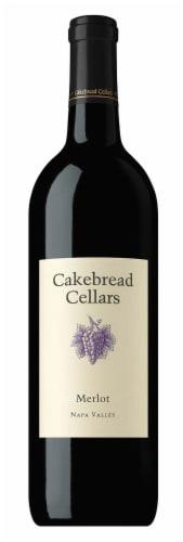 Cakebread Cellars Merlot Napa Valley Perspective: front