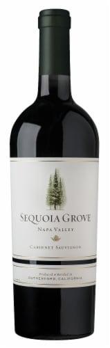 Sequoia Grove Napa Valley Cabernet Sauvignon Perspective: front