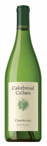 Cakebread Cellars Napa Valley Chardonnay Perspective: front