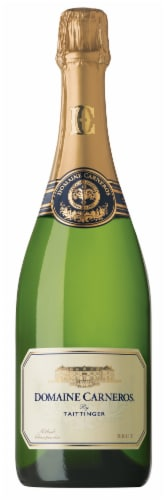 Domaine Carneros by Taittinger Brut Perspective: front