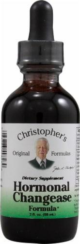 Christopher's  Hormonal Changease Perspective: front