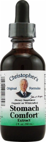 Christopher's  Stomach Comfort Extract Perspective: front