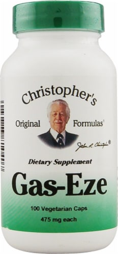 Christopher's  Gas-Eze Perspective: front