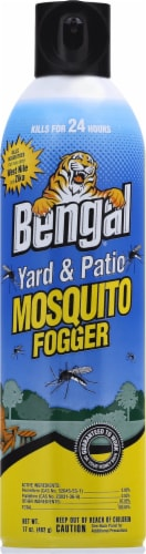 Bengal Yard & Patio Mosquito Fogger Perspective: front