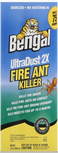 Bengal UltraDust DX Fire Ant Killer Perspective: front