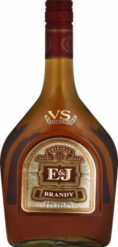 E&J VS Brandy Perspective: front