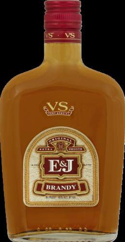 E&J VS Brandy Perspective: front