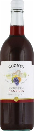 Boone's Farm Red Sangria Perspective: front